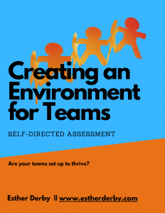 Creating an Environment for Teams